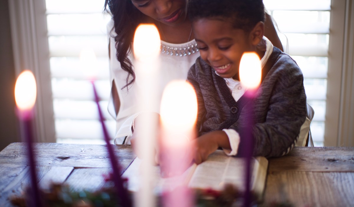 Advent and the Kingdom